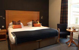 hotel room perthshire